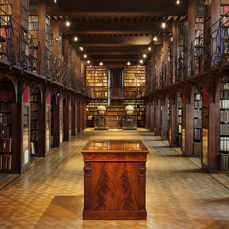 Hendrik Conscience Heritage Library