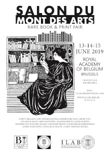 4th Edition of the Brussels Rare Book & Print Fair