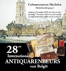 Mechelen Antiquarian Book Fair