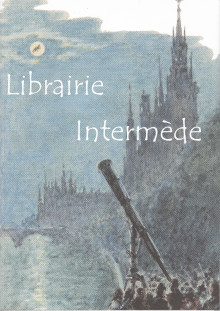 New Catalogue of Librairie Intermède